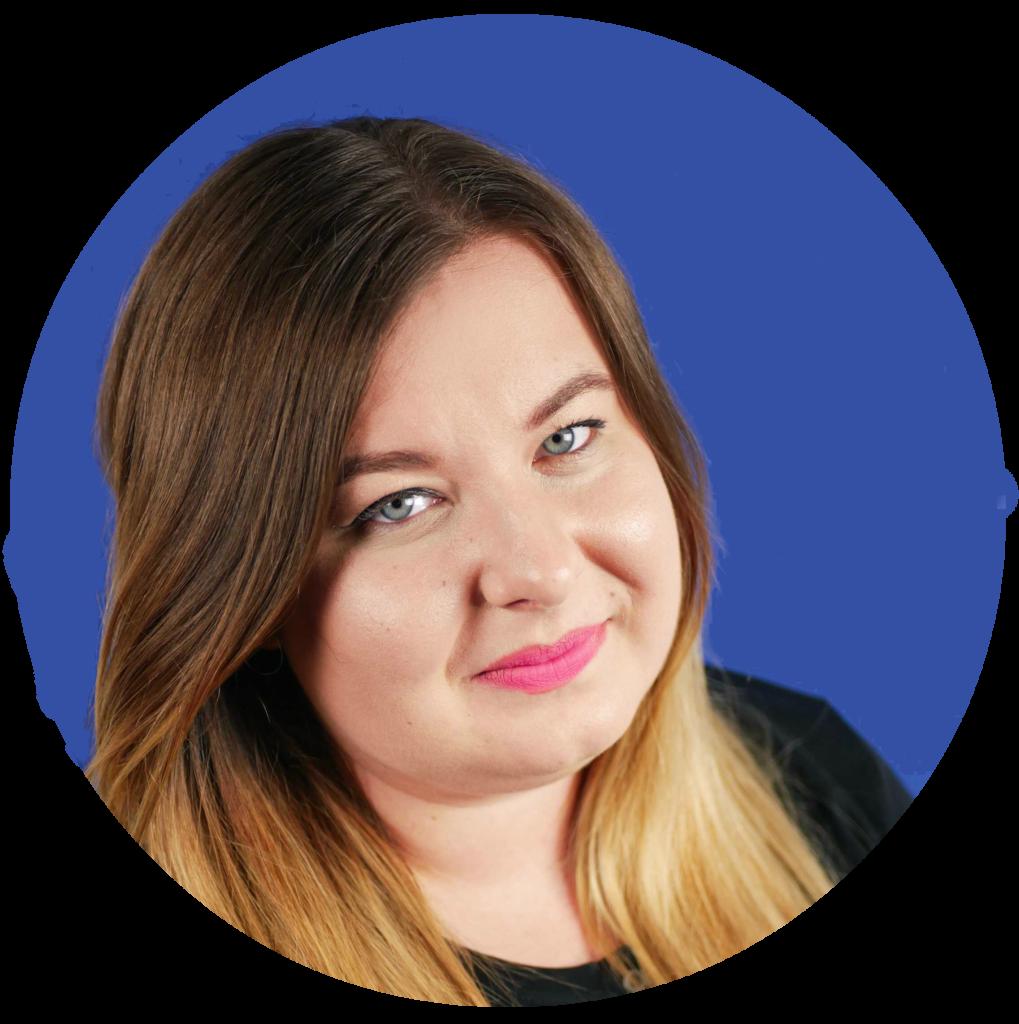 portret Dominiki, customer care specialist